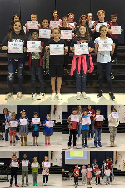 Character Counts Winners