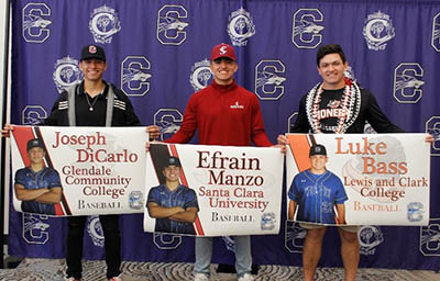 Baseball Letters of Intent