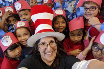 Read Across America Spirit
