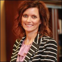Shannon Hannon, finalist for the Rodel Foundation 2015 Exemplary Principal award.
