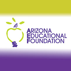2017 A+ School of Excellence™ award recipient presented by the Arizona Educational Foundation