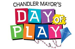 Chandler Mayor's Day of Play logo