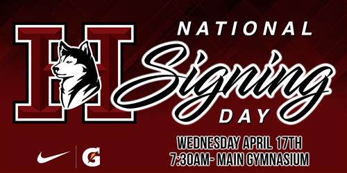 National Signing Day Spring
