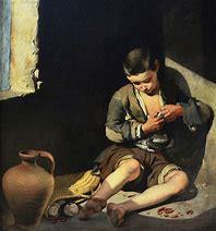 Esteban Murillo: El joven mendigo (c. 1650)