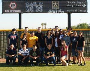 AVID Senior Class