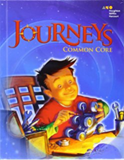 3rd Grade Meghan Bovard Journeys Reading