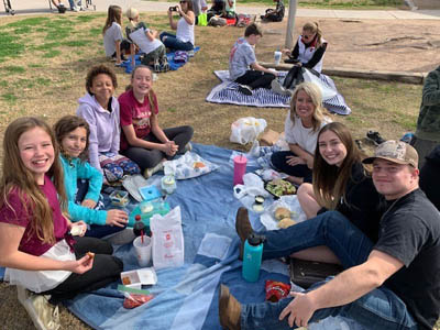 Book Fair and Lunch on the Lawn