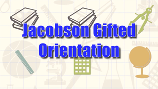 JGP (Jacobson Gifted Program)