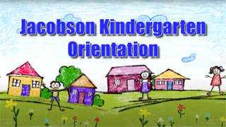 Kindergarten Orientation Video