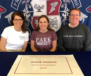 Annie Brown Signing Day 2-6-19