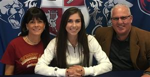 Kelly Cannistra Signing Day 2017