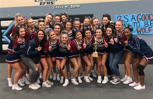 Cheer State Champs 2019