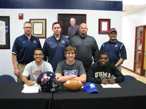 Football Signers