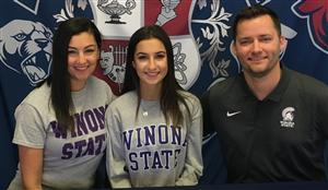 Lily Fulton Signing Day 2017