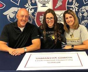 Samantha Gorgia Signing Day 11-14-18