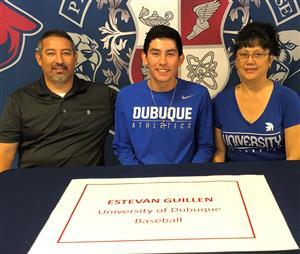 Estevan Guillen Signing Day 4-11-18