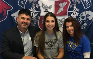 Peighton Gumm Signing Day 2017