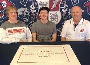 Jack Haek Signing Day 4-25-18