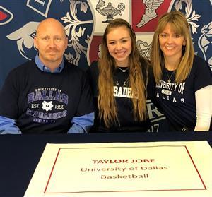 Taylor Jobe Signing Day 2-7-18