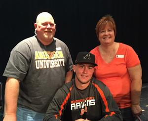 Kenny McMurphy Signing Day 2015