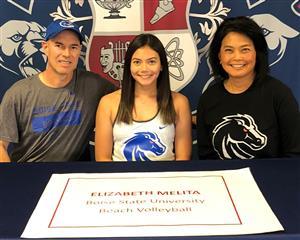 Liz Melita Signing Day 11-14-18