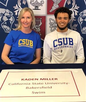 Kaden Miller Signing Day 4-16-18