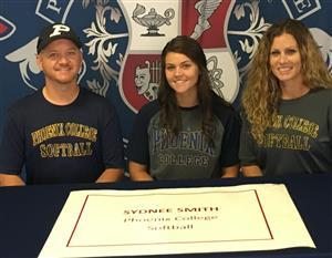 Sydnee Smith Signing Day 11-2017