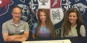 Alexis Termini Signing Day 4-2017
