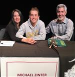 Michael Zinter signed with Scottsdale Community College