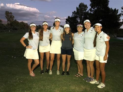 Perry Girls Golf 2018