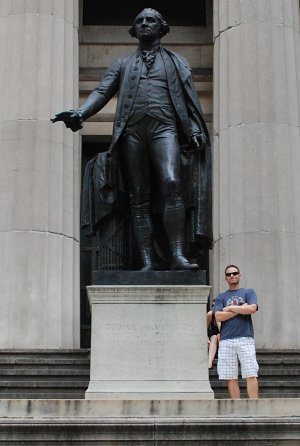 Mr. Washington and Me