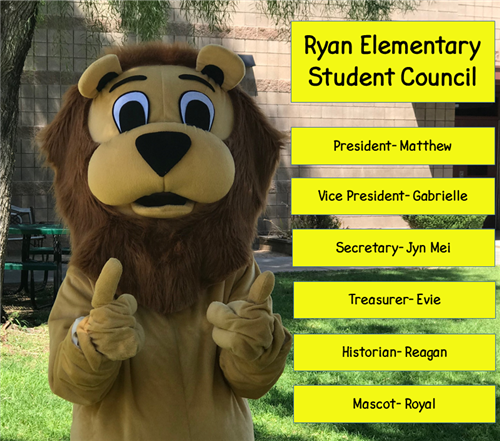 Ryan Elementary Student Council