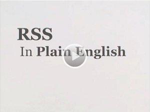 rss in plain enlgish