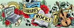 Libraries Rock, Read This Summer