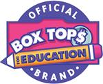 We collect box tops for education