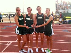 2013 Basha Relay Team