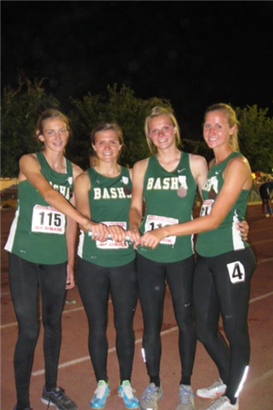 2012 Basha Relay Team