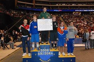 Tyler Jimenez state champ