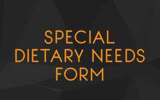 Special Dietary Needs Form
