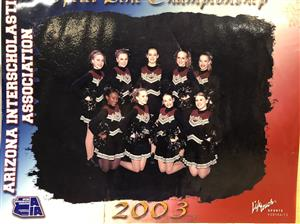 Dance Program Pom Comp