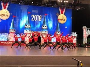 UDA Nationals- Finals