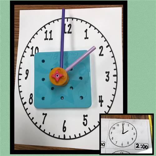 Goldie Clock
