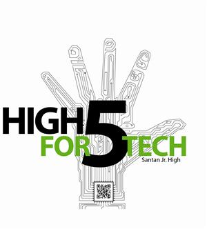 High Five for Tech logo