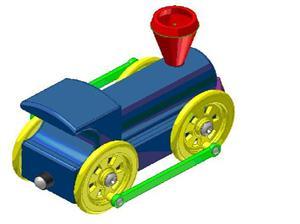 Tomaszewicz Keith Toy Train Final Semester Project