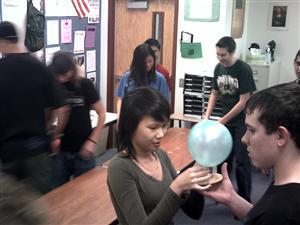 Balloon Disc
