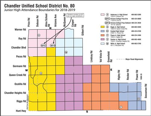 Boundaries and Maps / Current CUSD Junior High and High ... on city of gilbert az map, chandler gilbert community college mascot, university of phoenix map, gilbert community college campus map, show gilbert chandler map, williams college campus map, orange coast college map, yavapai college map,