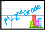 1-2 Grade Library Card Image