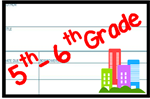 5-6 grade library card image