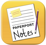 paperport notes app