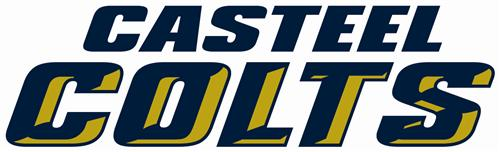 Casteel Colts Logo